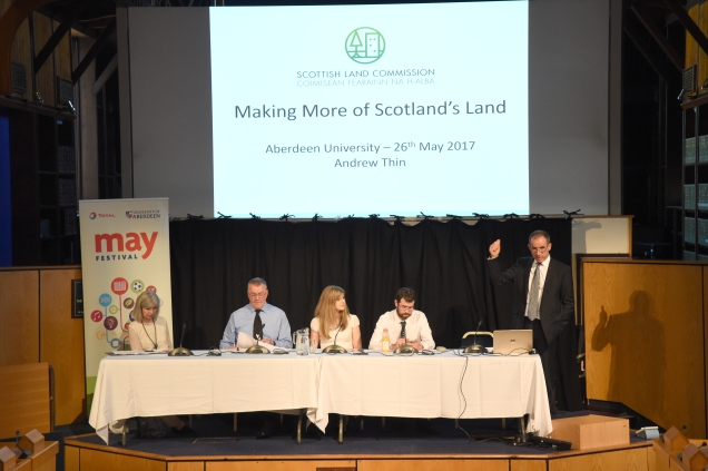 Making More of Scotland's Land