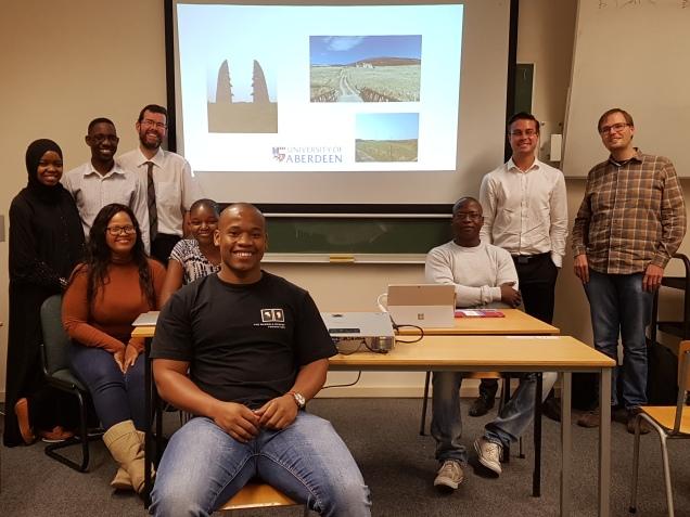 UCT Seminar